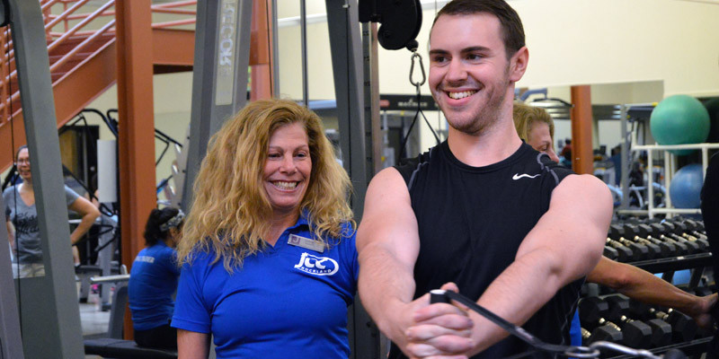 Personal Training at JCC Rockland