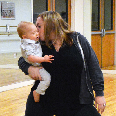 Mommy and Me Baby Yoga