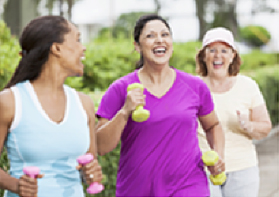 Have a healthy heart: physical activity