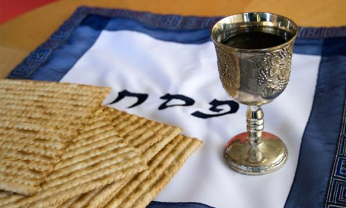 Passover Holiday Hours