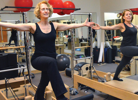 Pilates REFORMER with Theresa