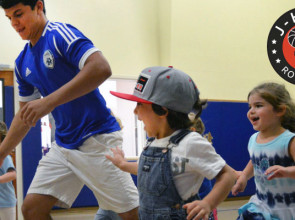 Kindergarten & 1st Grade Basketball