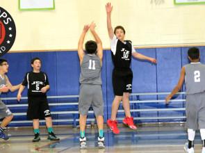 Boy's Spring Basketball League