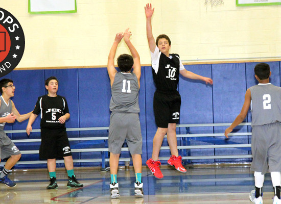 Boy's Spring Basketball League