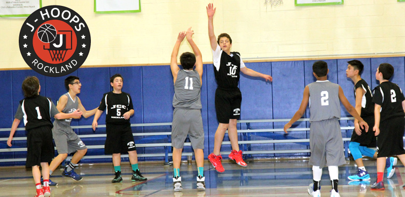 Boys Spring Basketball League