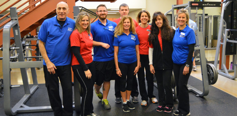 JCC Rockland personal trainers