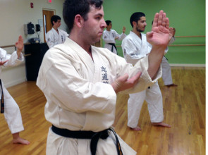 Shidokan Karate @ JCC Rockland