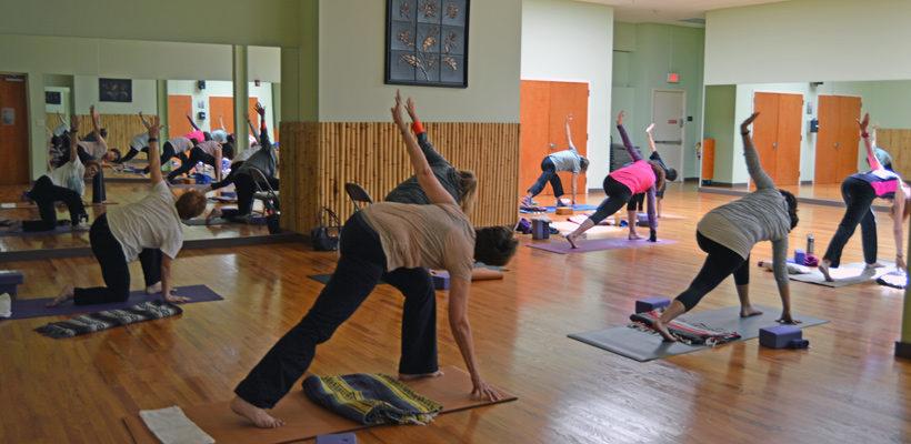 Active Adult Yoga