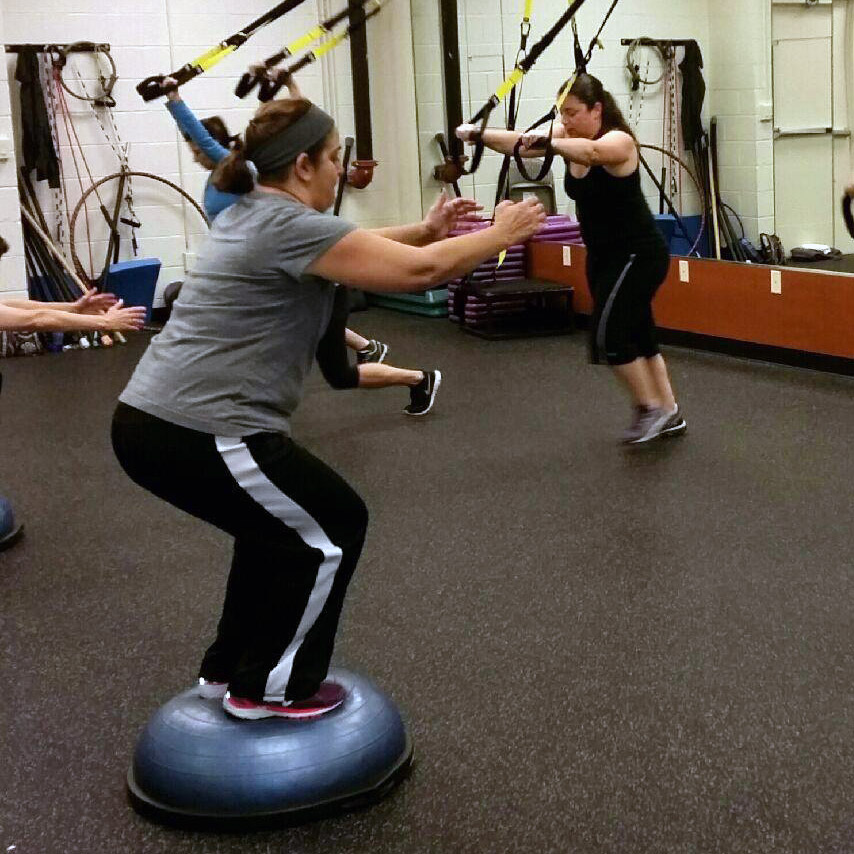 Whitley's Winter Bootcamp