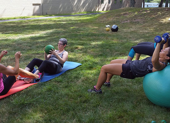 Whitley's Bootcamp AM