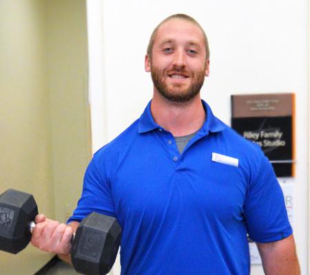 Adam Farulla personal trainer