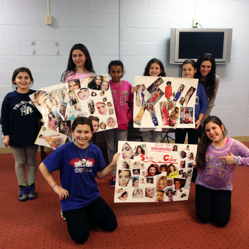 Girl Power at JCC Rockland: Body image