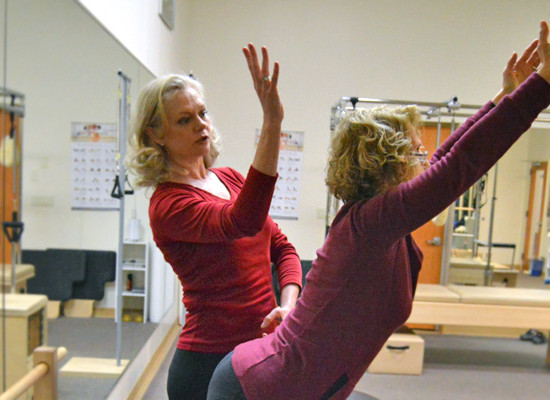 Pilates with Dana Davidson