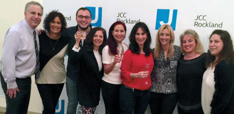 Holiday TrivWorks party at JCC Rockland