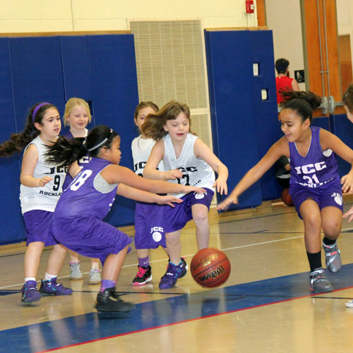 Youth Winter Basketball League
