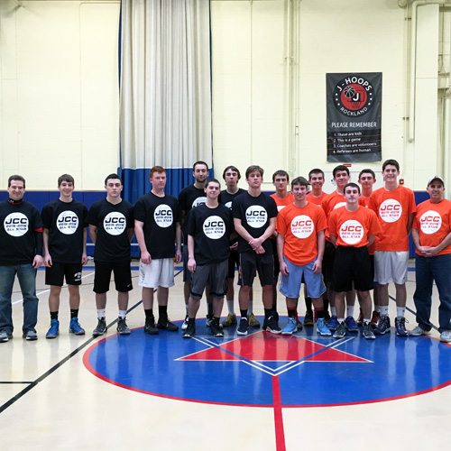 11/12th grade division All-Stars - JCC Rockland Winter Basketball League