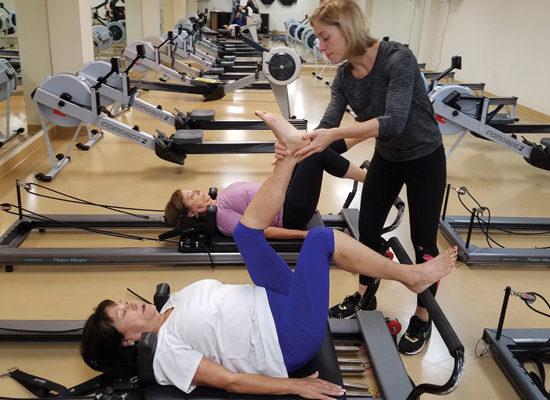 Pilates Reformer  with Sarah Ruback