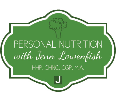 Personal Nutrition with Jenn Lowenfish