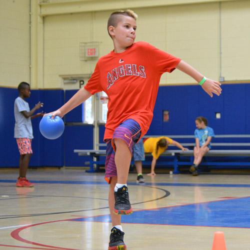 All stars Sports Camp at JCC Rockland NY