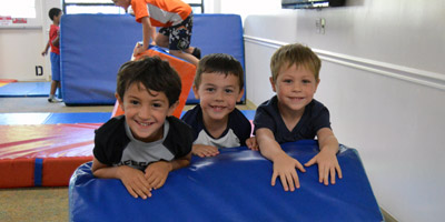 Junior Sports Summer Camp Rockland