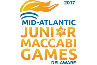 mid-atlantic junior maccabi games Delaware 2017