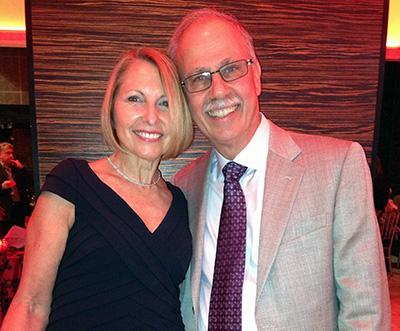Cathy & Bert Distelburger