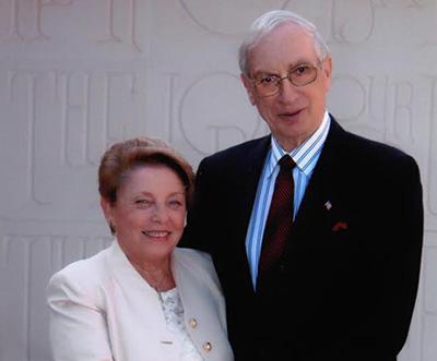 Ilse and John Lang