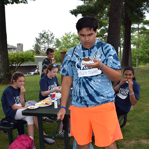 Teen Travel Camp at JCC Rockland