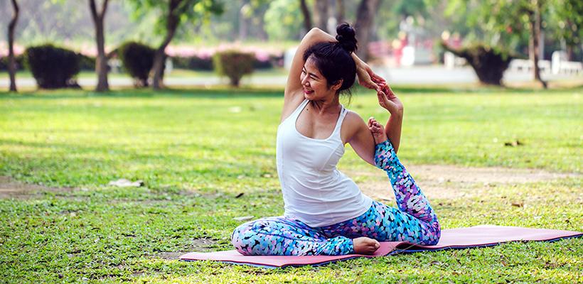 Yoga Flexibility