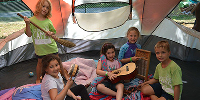 Discover Summer Camp Rockland