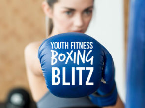 Youth Fitness Boxing Blitz