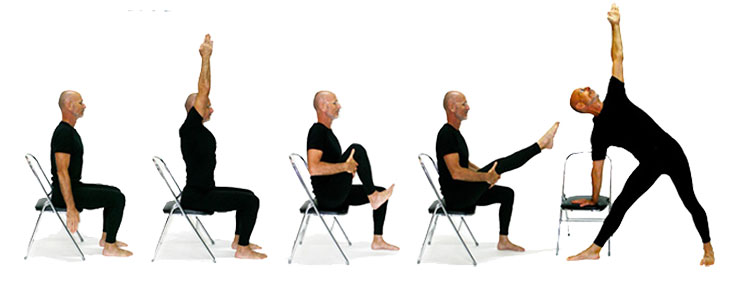 Armchair aerobics at JCC Rockland